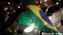 Brasilien - Proteste gegen Luis Inácio Lula da Silva