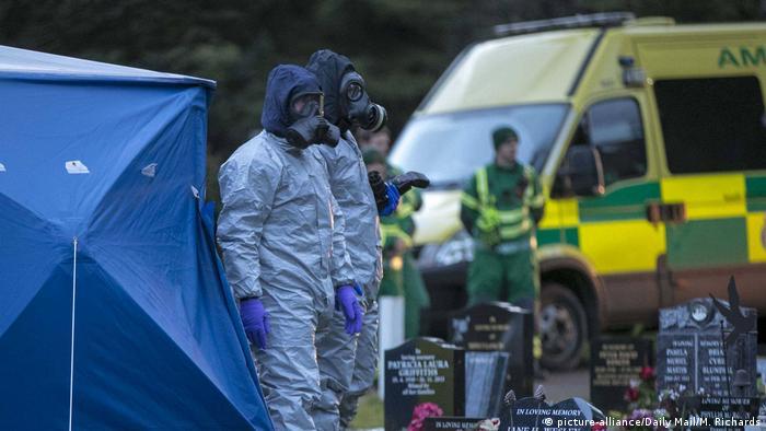 Según The Times, los servicios de inteligencia británicos ya habían localizado el laboratorio donde se fabricó el agente nervioso usado para envenenar al exespía Skripal y a su hija. (5.04.2018).
