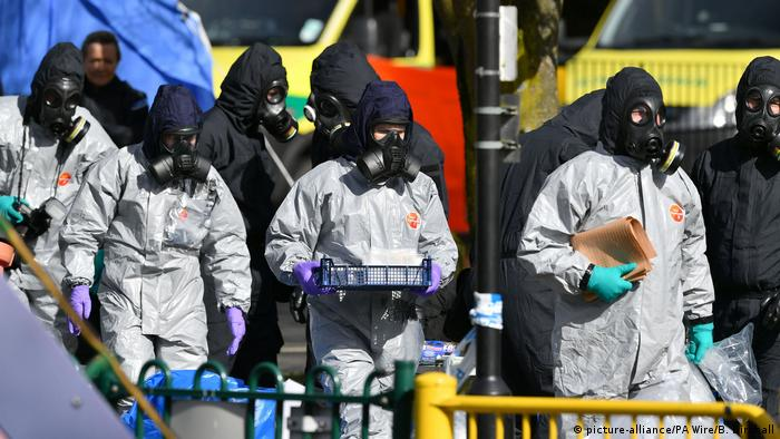Salisbury investigation into the attack on Skripal