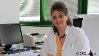 Bosnien Gewalt gegen Mediziner Zineta Mulaosmanovic