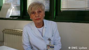 Bosnien Gewalt gegen Mediziner Jadranka Ferenc