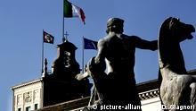 ©Donatella Giagnori / EIDON/MAXPPP ; 906965 : (Donatella Giagnori / EIDON), 2013-04-17 Roma - Italian Presidential Palace - Italian Presidential palace on April 17, 2013 in Rome. Italian lawmakers meet on April 18 to begin voting on a new italian president *** ITALY OUT *** |
