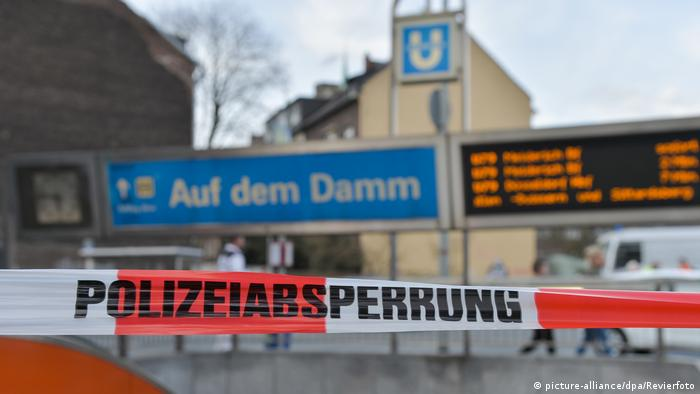 Duisburg U-Bahn-Crash (picture-alliance/dpa/Revierfoto)