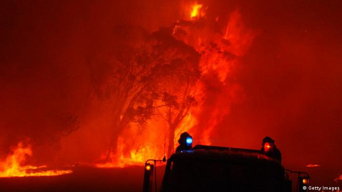 Australien | Black Saturday Buschfeuer 2009 in Victoria (Getty Images)