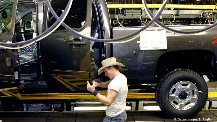USA | General Motors Flint Assembly Plant