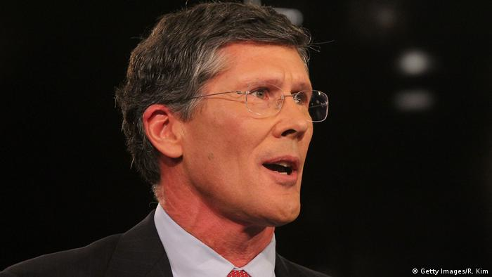 John Thain FOX Interview (Getty Images/R. Kim)