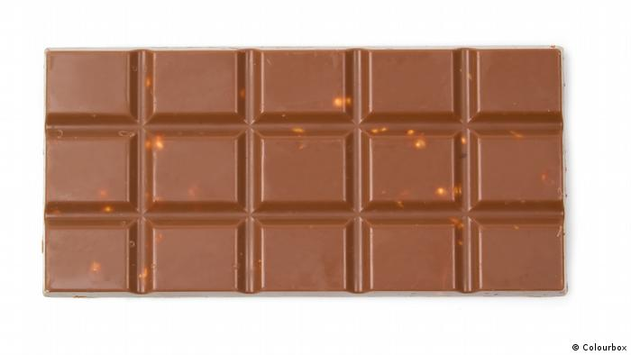 One bar of chocolate (Colourbox)