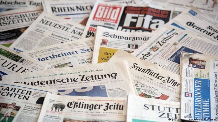 Eski Zaman çalışanları Alman medyasında çeşitli gazete, radyo ve televizyon kanallarında görev yapıyor.