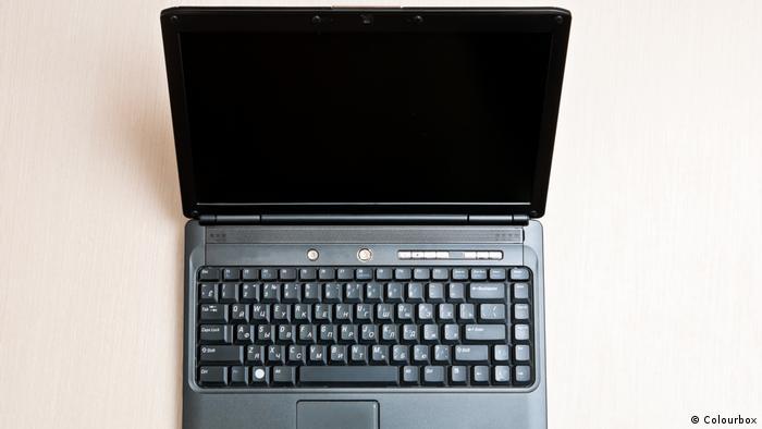 Laptop (Colourbox)