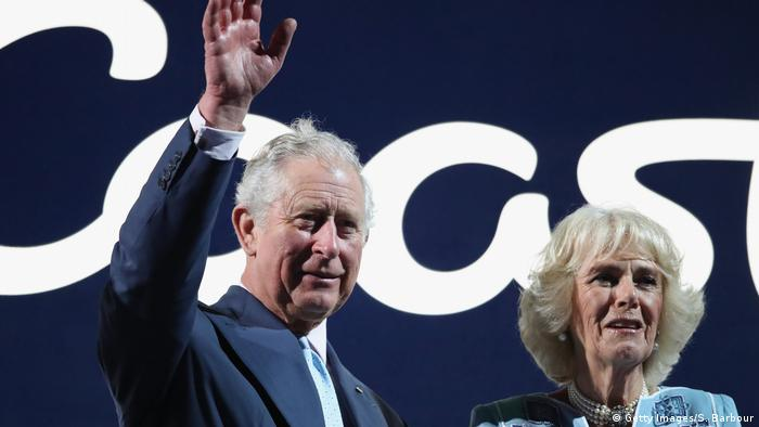 Prince Charles and wife Camilla (Getty Images/S. Barbour)