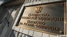 Bulgarien Sofia russische Botschaft
