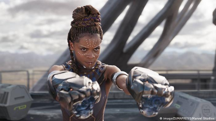 Filmstill Black Panther (imago/ZUMAPRESS/Marvel Studios)