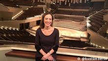 Berlin Philharmonie Moderatorin Sarah Willis