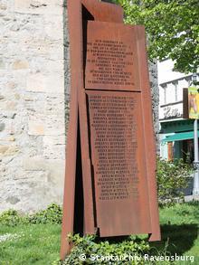 Deutschland Sinti-Familien in Ravensburg
