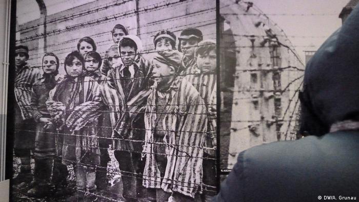 Auschwitz museum (DW / A. Grunau)