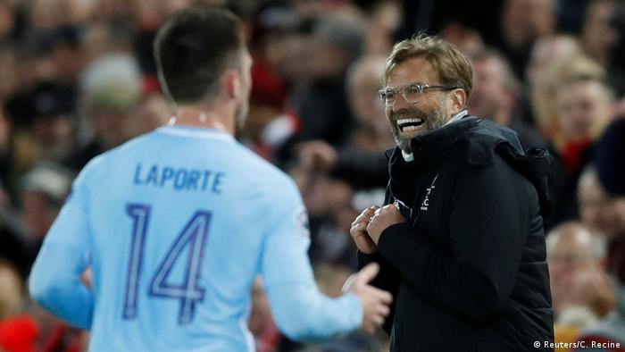 Champions League Liverpool vs Manchester City | (Reuters/C. Recine)