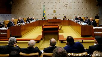 Brasilien Oberster Gerichtshof verhandelt über Haft von Ex-Präsident Lula