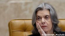 Brasilien Oberster Gerichtshof verhandelt über Haft von Ex-Präsident Lula | Präsidentin Carmen Lucia