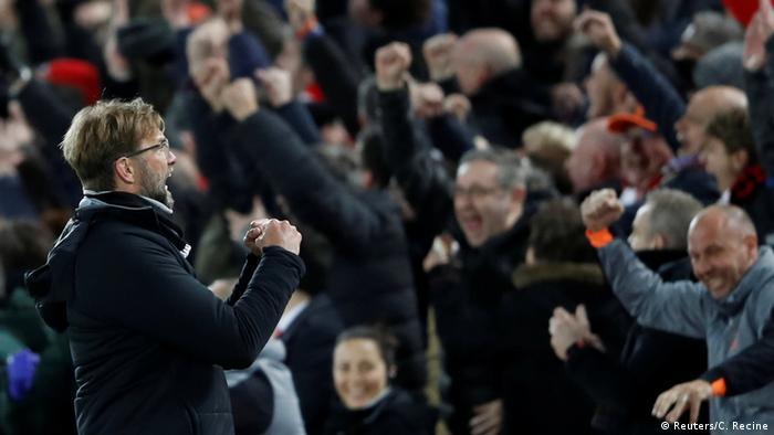 UEFA Champions League Viertelfinale   FC Liverpool vs. Manchester City   Jürgen Klopp