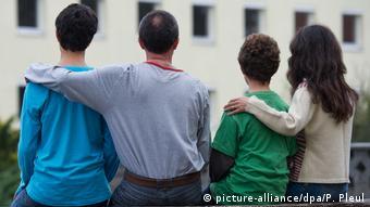 Deutschland Flüchtlinge Thema Familiennachzug