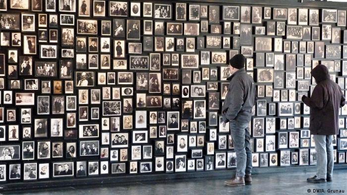 Gedenkstätte Auschwitz-Birkenau | Reise zum Jahrestag des Völkermords an Sinti und Roma (DW/A. Grunau)