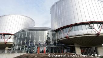 ECHR building (picture-alliance/dpa/epa/J. C. Bott)
