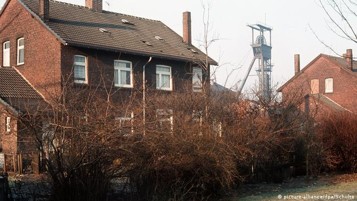 The end of black coal mining in Germany