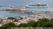 Palma, Mallorca - Hafen (picture-alliance/dpa Themendienst/A. Warnecke)
