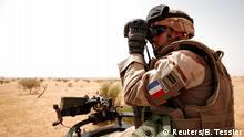 Mali - Französische und malische Truppen töten in Mali 30 Dschihadisten