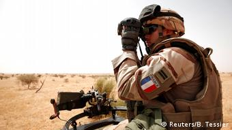 Mali - Französische und malische Truppen töten in Mali 30 Dschihadisten (Reuters/B. Tessier)