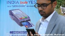 Indien - Phone digital payments