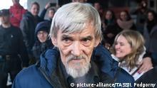 Russland - Historiker Yuri Dmitriyev