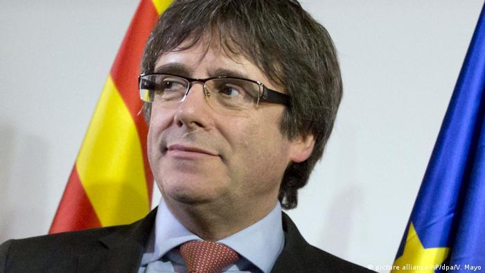 Deutsches Gericht - Carles Puigdemont kann gegen Kaution freigelassen werden