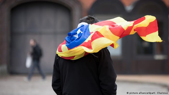 Deutsches Gericht - Carles Puigdemont kann gegen Kaution freigelassen werden (picture alliance/dpa/C. Charisius)