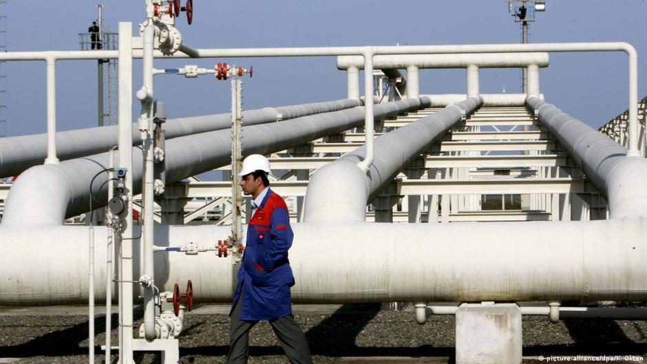 Türkiye'nin kabarık doğalgaz faturası