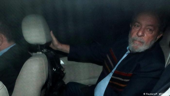 Brasilien | Ex-Präsident Luiz Inacio Lula da Silva (Reuters/P. Whitaker)