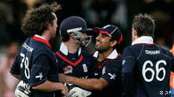 England vs India Twenty20 World Cup cricket match