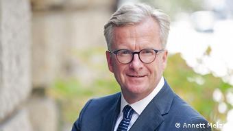 BGA Başkanı Holger Bingmann