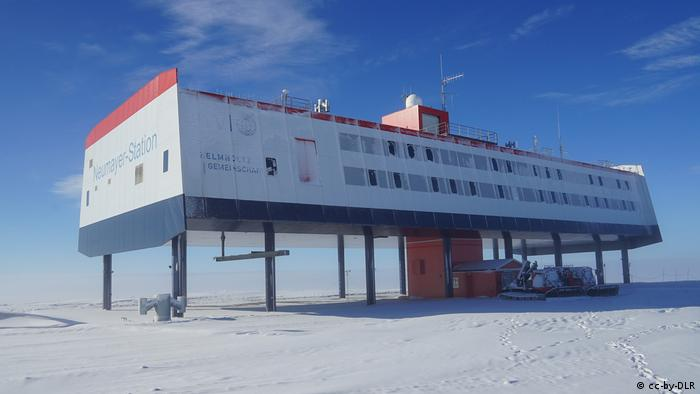 Полярная станция Neumayer III