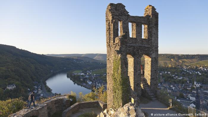 Germany's top 10 travel destinations in 360-degree videos