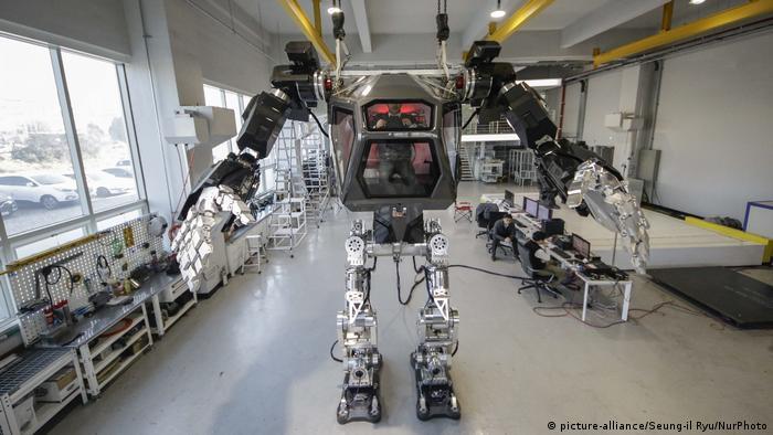 Roboter Method 2