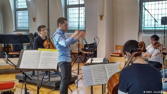 Dirigent Eroica Ensemble