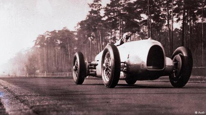 Auto Union Silberpfeil 1934