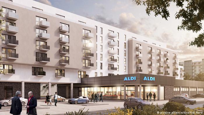 aldi plant wohnprojekt in berlin lichtenberg