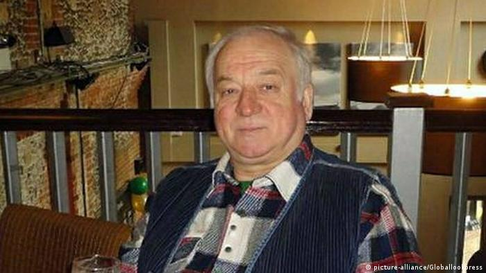 Sergei Skripal before the poisoning (picture-alliance/Globallookpress)