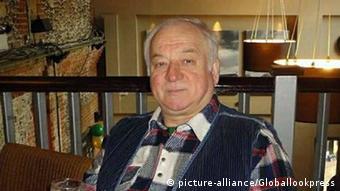 Бывший двойной агент Сергей Скрипаль (фото из архива)