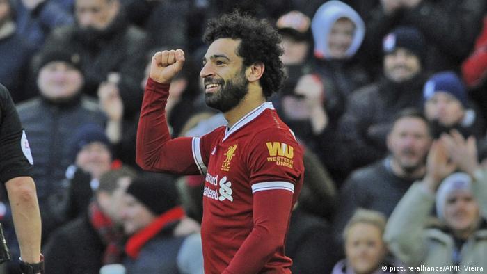 Premier League Mohamed Salah