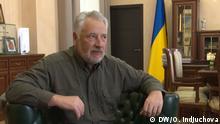 Pavlo Schebriwski Gouverneur der Region Donezk