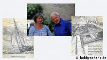 Segler Elga und Ernst-Jürgen Koch