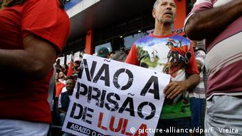 Brasilianischer Richter erlässt Haftbefehl gegen Lula